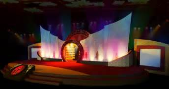 Vbs Decorations by Stage Design Acoustic Events