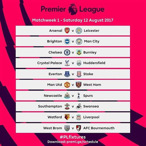 Premier league matches are shown on sky sports (146 live matches), bt sport (61 live games) & amazon (23 live broadcasts) for the 2020/21 season with 231 live games being broadcast in the uk. English Barclays Premier League Releases 2017/2018 ...