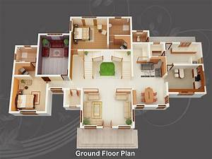 Image for Free Home Design Plans 3D Wallpaper Desktop ...
