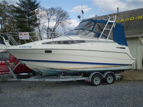 Bayliner Boats Delran Nj by 1994 Bayliner 2355 Ciera Sunbridge Power Boat For Sale