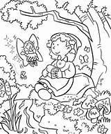 Flower Dibujos Colorear Coloring Garden Jardin Jardim Naturaleza Jardines Colorir Natureza Imagens Sobre Pintar Desenho Coloriage Playas Desenhos Imprimir Encantado sketch template