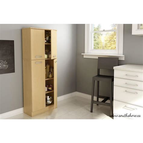 kitchen cabinets laminate concepts in wood multi use storage pantry in oak 3060