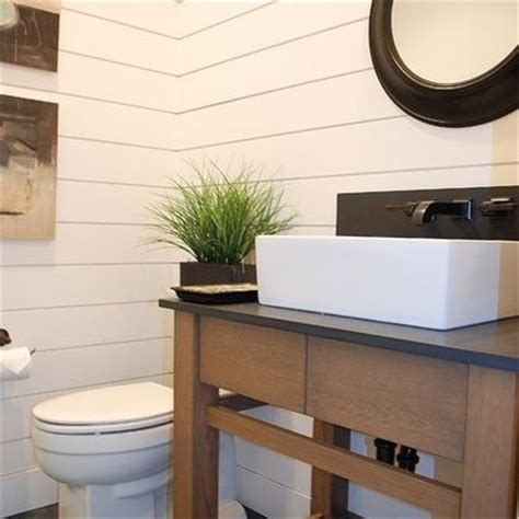 ideas for bathrooms bathroom horizontal wood wall planks bathroom ideas