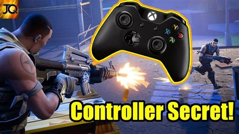 Xbox One/ps4 Controller Tips & Tricks To Win- Fortnite