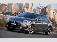 Citroen DS5 French crossover wagon on sale in Australia