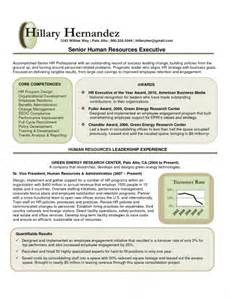 competencies for hr resume hr competencies resume exles ebook database