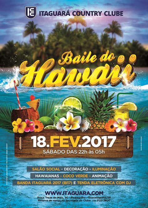 baile  hawaii  itaguara cristian fontes