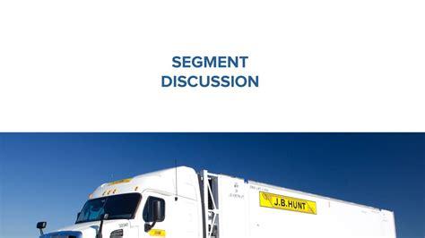 J.B. Hunt Transport Services, Inc. 2018 Q3 - Results ...