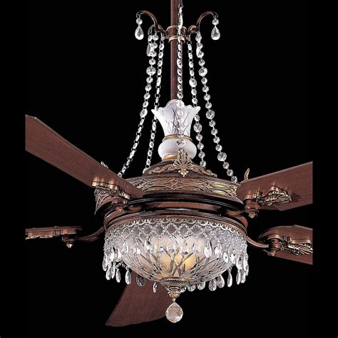 Crystal Ceiling Fans Lighting And Ceiling Fans