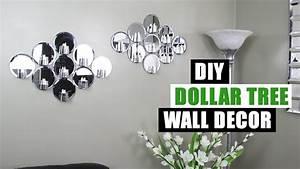 Candle, DIY DOLLAR TREE MIRROR WALL DECOR Dollar Store DIY ...