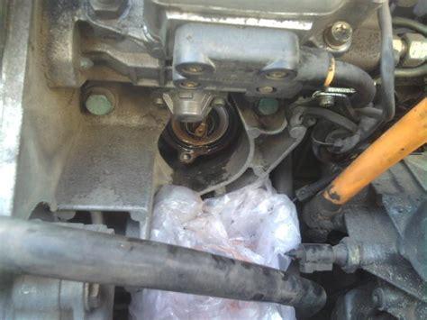 fuite liquide de refroidissement volkswagen golf  tdi