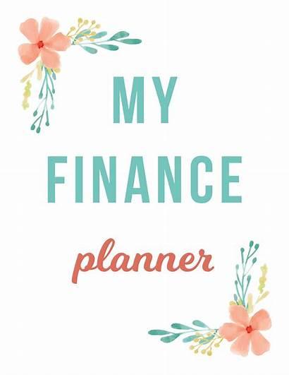 Financial Finance Printables Planner Budget Planning Binder