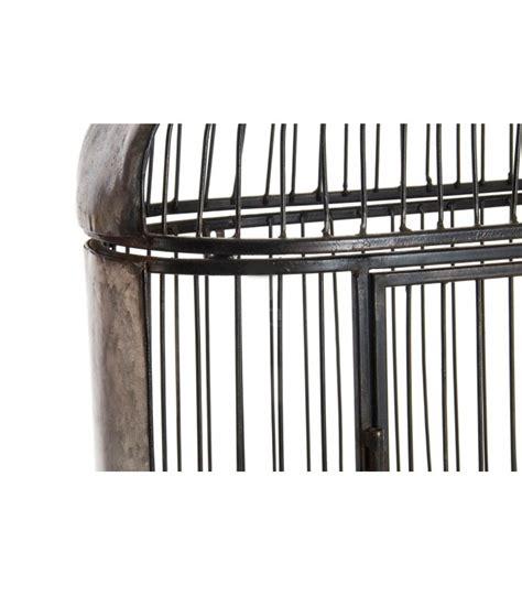 Étagère Murale En Métal Noir Originale Cage
