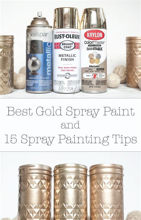 Best Gold Spray Paint  Diy Painting  Best Gold Spray