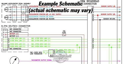 Cummins Qsx Engine Wiring Diagram Pdf Schematics