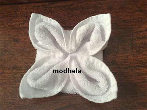 pliage de serviette de toilette l de pliage de serviettes 183 touche de soie