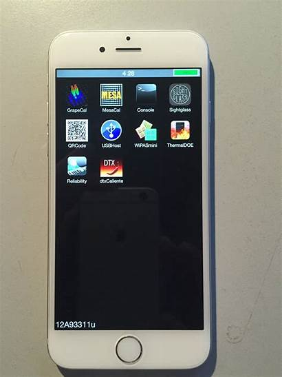Iphone Prototype Apple Adresse Mail Passer Vu