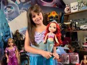 Jakks Pacific ? Disney Princess Sing and Sparkle Ariel Doll