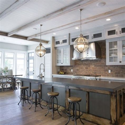 25 best ideas about industrial farmhouse on