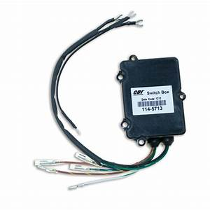 Cdi Electronics U00ae Ignition Pack 2 Cyl  - Mercury  Mariner