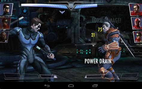injustice android injustice gods among us