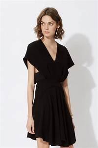Robe Pour Invité Mariage : robe noire invite mariage ~ Melissatoandfro.com Idées de Décoration