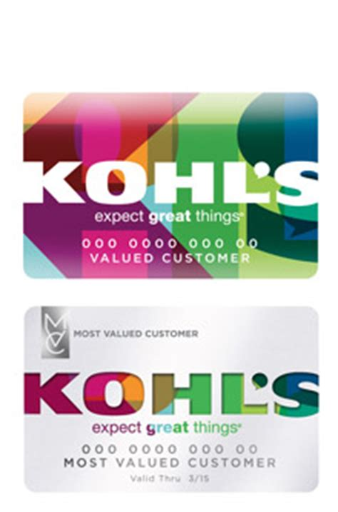 kohls customer service phone kohls charge card archives my bill bill payment
