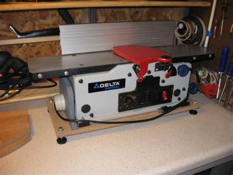 delta   variable speed bench jointerplaner jt