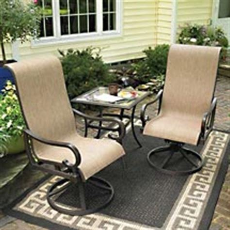 better homes and gardens westhaven 3 bistro set