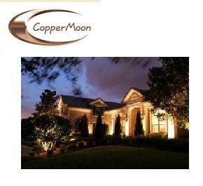 Orlando Landscape Light Promotes Copper Moon Products