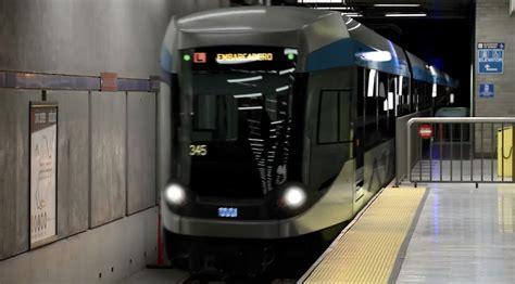 keeping sf light rail  track   time sfchroniclecom