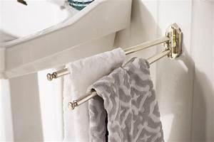 Bad Accessoires Vintage : haceka vintage bad accessoires wandhandtuchhalter doppelt versilbert 1170902 ~ Whattoseeinmadrid.com Haus und Dekorationen