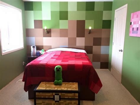 Bedroom Ideas For Minecraft