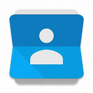 Contacts Icon | Android Lollipop Iconset | dtafalonso