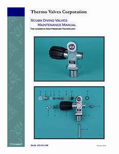 Thermo Valve Service Manual