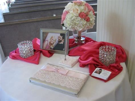 guest book table decorations guest book table ideas search wedding guest book table
