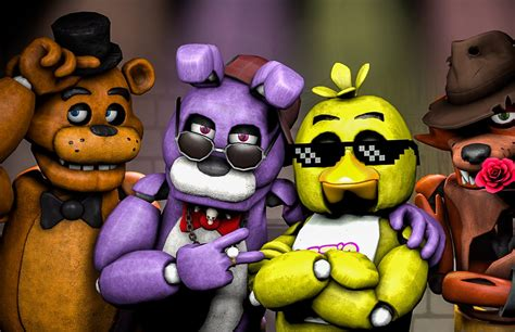 Five Nights At Freddy S Animated Wallpaper - fnaf five nights at freddy s wallpapers new tab chrome