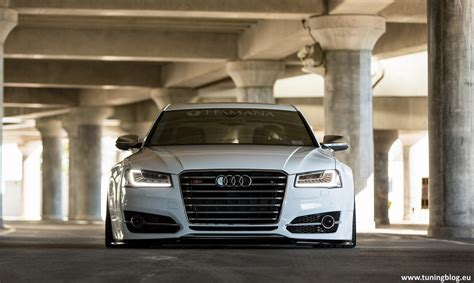 Wide Body Audi A8 S8 D4 Tuning Blog By Extreme Lowering