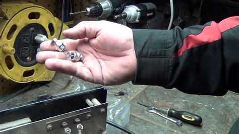 repair  ez  powerwise golf cart charger youtube