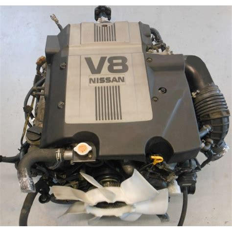 vh  quad cam nissan engine package home engines osaka auto parts
