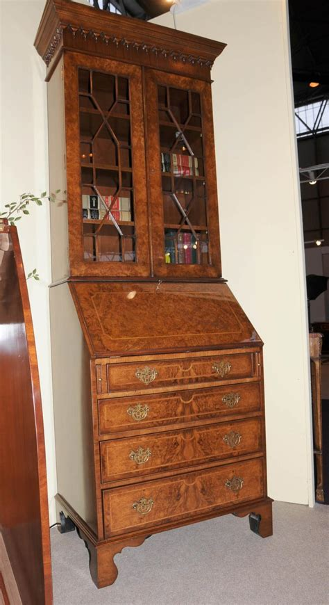 Walnut Victorian Secretary Bookcase Bureau Cabinet Desk  Ebay. Chairside End Table. 6 Foot Rectangular Table. Diner Tables. White Computer Armoire Desk. Automated Trading Desk. Makeup Tables. Computer Desk Black Wood. Bar Height Table Set