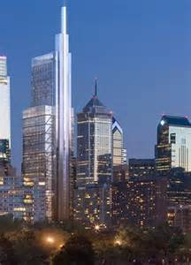 Comcast Innovation and Technology Center - The Skyscraper ...