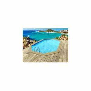 Piscine Hors Sol 6x4 : piscine bois semi enterree comparer 140 offres ~ Melissatoandfro.com Idées de Décoration