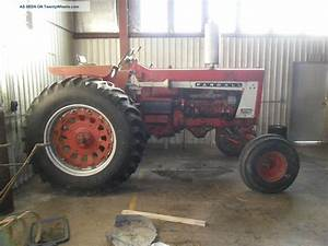 806 Ih Tractor Drawings