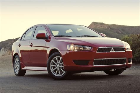 Lancer Es 2013 by Review The Often Overlooked 2013 Mitsubishi Lancer Gt Is