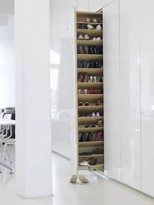 Petit Rangement Chaussures : 39 bonnes id es pour ranger ses chaussures ~ Teatrodelosmanantiales.com Idées de Décoration