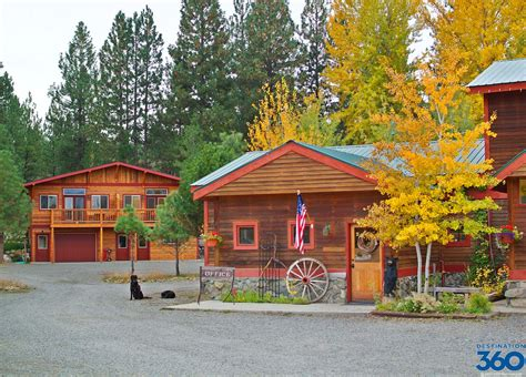 Methow Valley Lodging