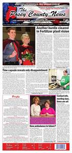 February 2, 2016 - The Posey County News by The Posey ...