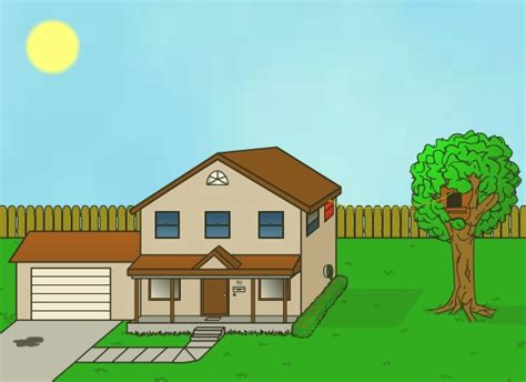Free Animated House, Download Free Clip Art, Free Clip Art On Clipart Library