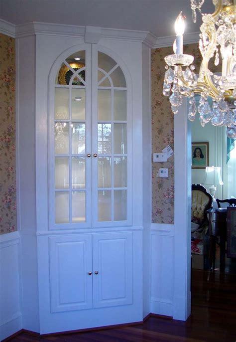 pin  laura  payne    home corner cabinet